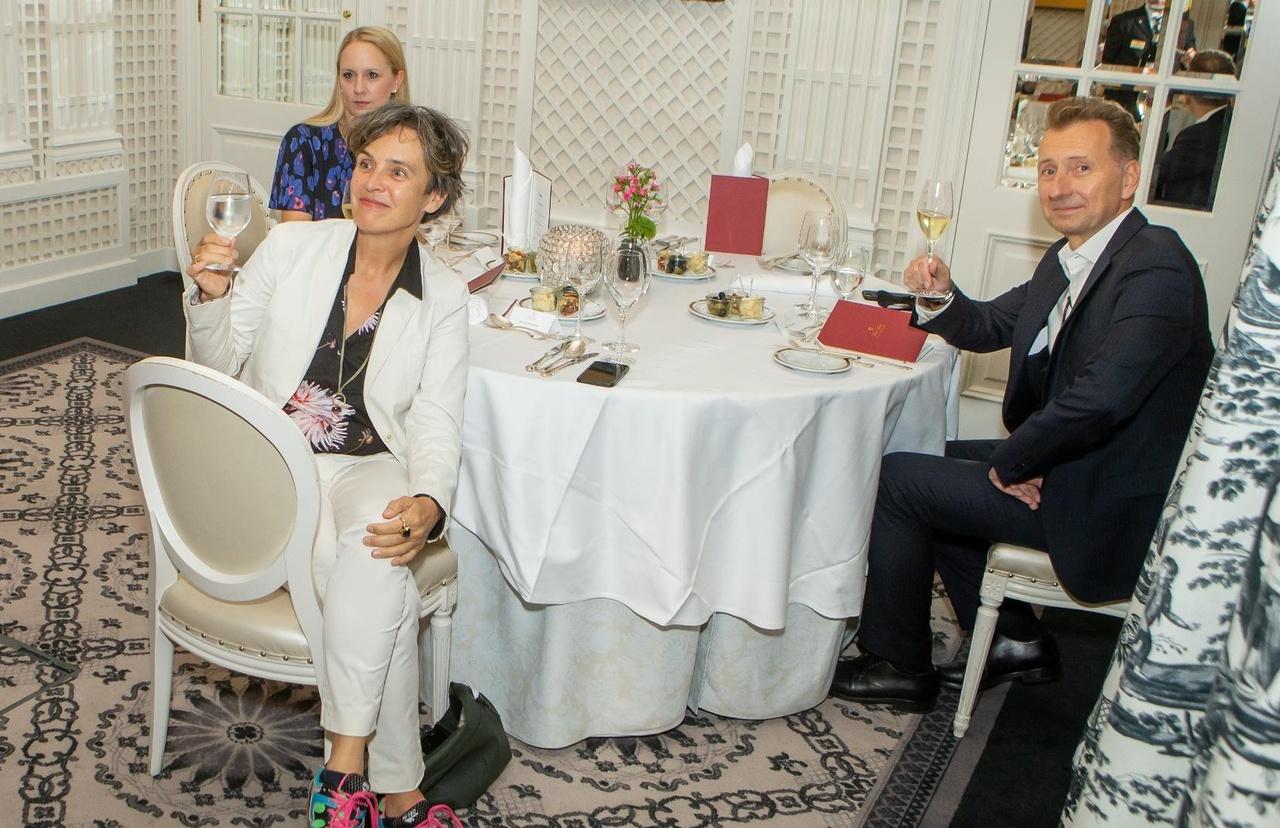 Raffaela Zillner, Joana Breidenbach & Paul Kampusch, © leadersnet.at/ C. Mikes