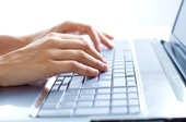 Schreiben Laptop, © © Minerva Studio - Fotolia_580px