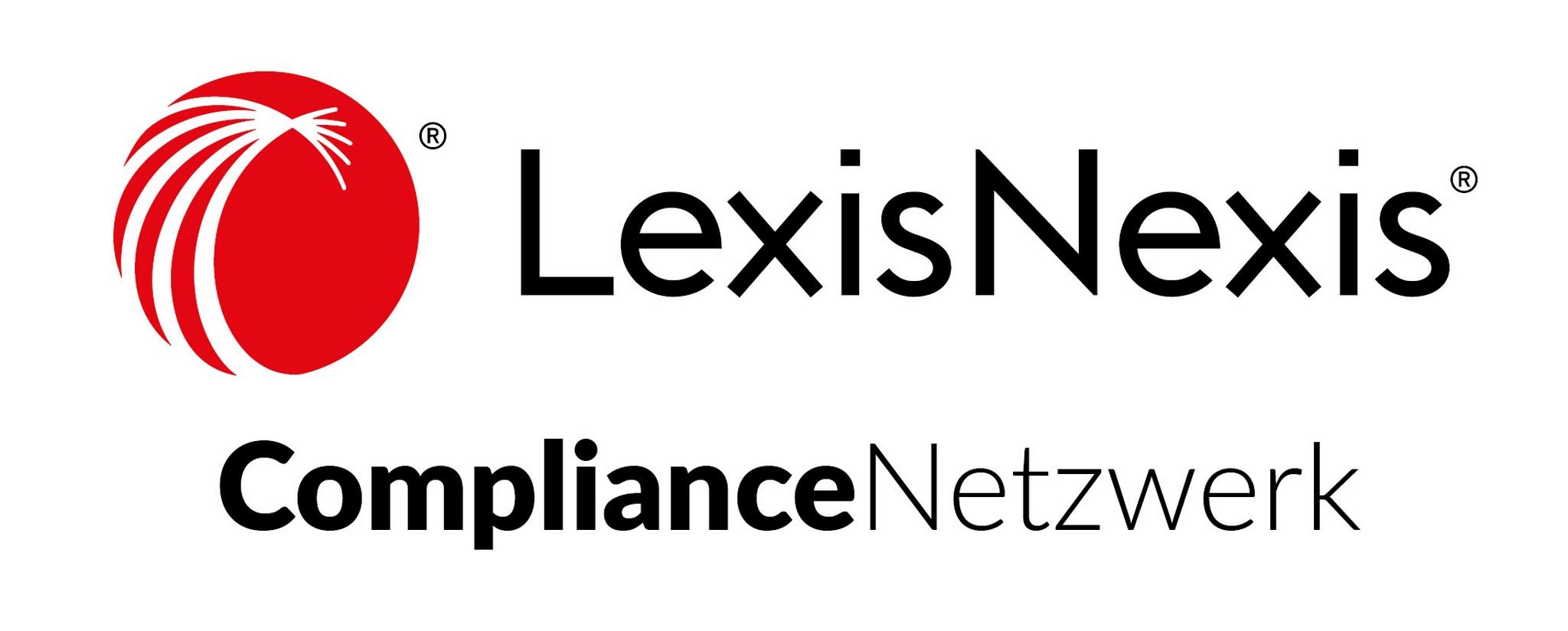 Logo Compliance Netzwerk, © LexisNexis