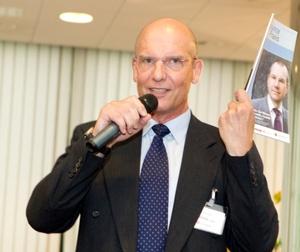 LexisNexis-Geschäftsführer Mag. Peter Davies, © Foto: Anna Rauchenberger