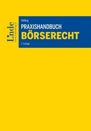 Cover Börserecht, © Linde Verlag