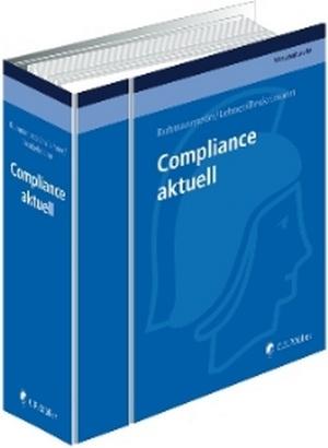Cover Compliance aktuell, © C. F. Müller Verlag