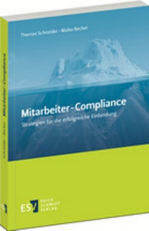 Cover: Mitarbeiter-Compliance, © ESV