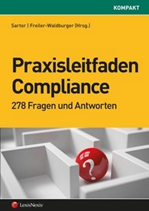 Cover Praxisleitfaden Compliance, © LexisNexis