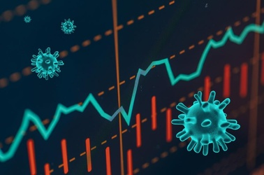 Aktien, Börse, Corona, Chart, © Adobe Stock