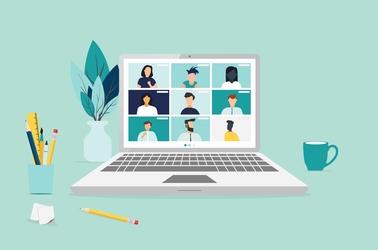 Online Meeting, © Adobe Stock