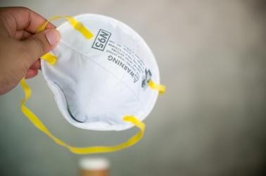 Atemschutzmaske, Schutzmaske, Covid-19, Corona-Krise, Coronavirus, Virus, © Adobe Stock