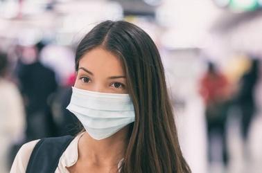 Covid-19, Pandemie, Coronavirus, Virus, Atemschutz, Maske, Ansteckung, Grippe, © Adobe Stock