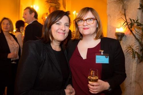Die Macherinnen des Lehrgangs Romy Faisst und Karina Reisner von Business Circle, © Rauchenberger