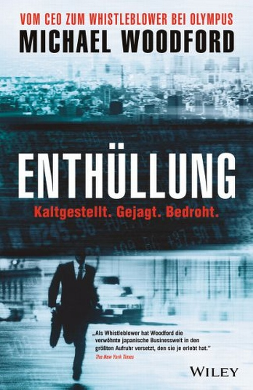 Cover: Enthüllung, © Wiley Verlag