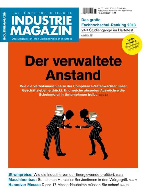 Industriemagazin Cover 3_2013.jpg, © Grafik: Industriemagazin