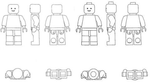 Lego-Männchen, © LexisNexis