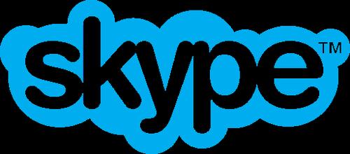 Skype Logo, © Skype