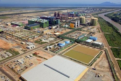ThyssenKrupp Stahlwerk Brasilien.jpg, © © ThyssenKrupp