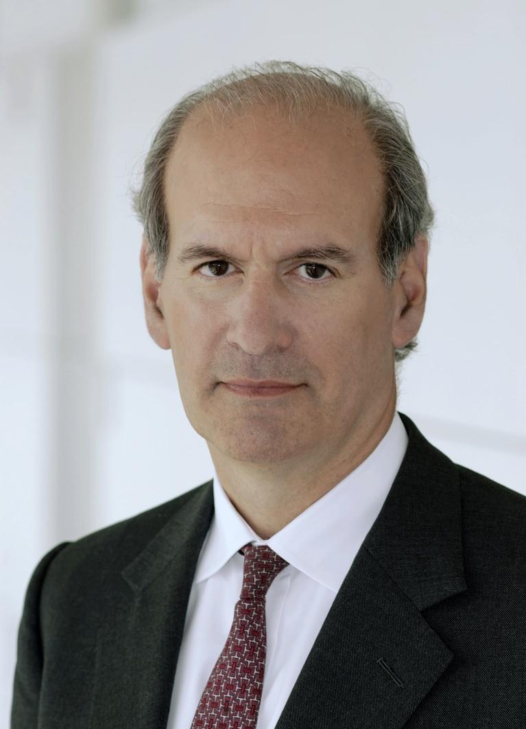 Peter Y. Solmssen, © Siemens-Pressebild