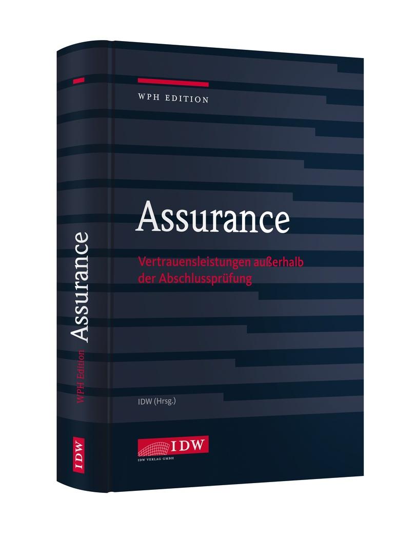 Cover Assurance, © IDW Verlag