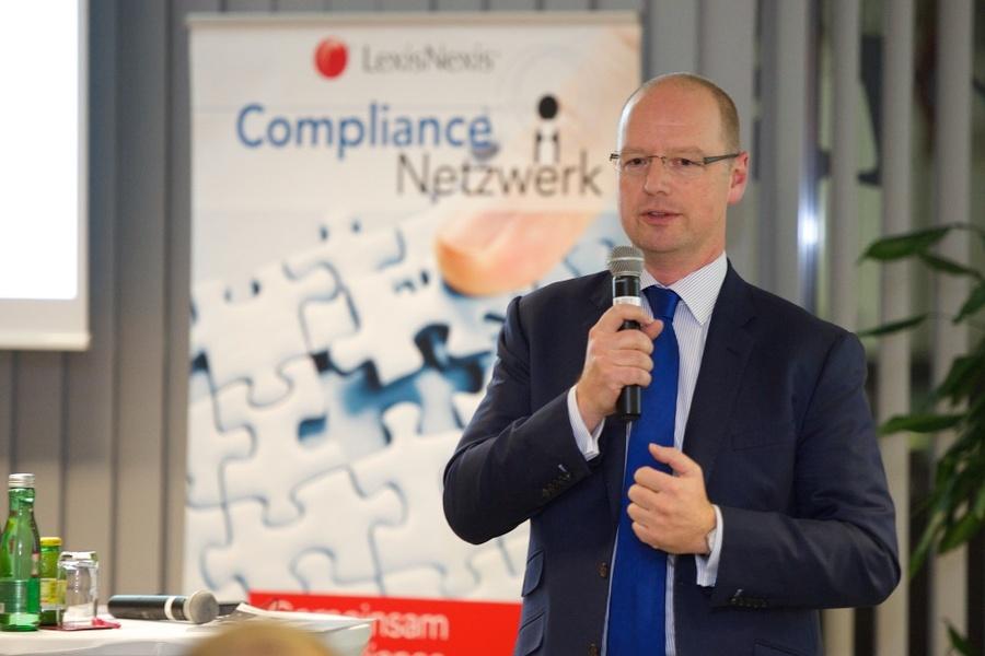 Jörg Busch, Partner für Compliance & Risk Services, PwC., © LexisNexis