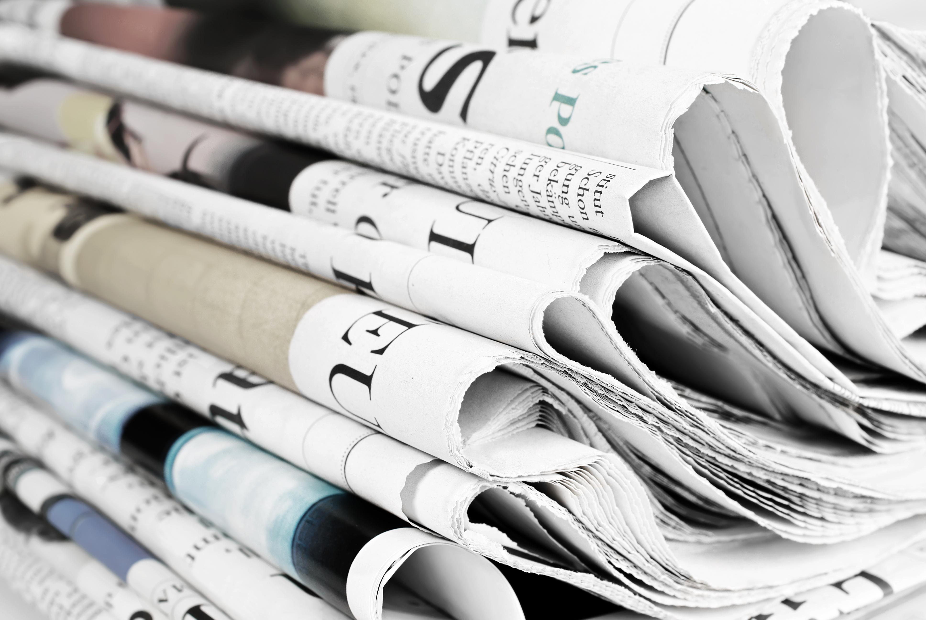 Zeitungen, © Foto: Fotolia